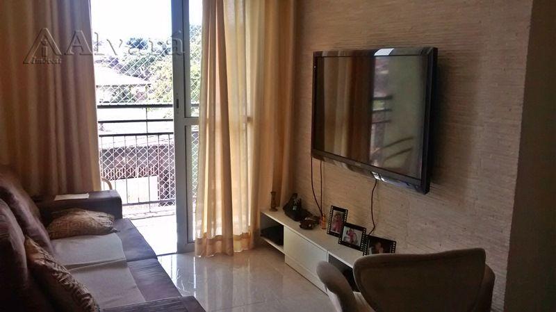 Apartamento para Venda - Parque Maria Domitila - São Paulo/SP - Condomínio Personalle Parque São Domingos