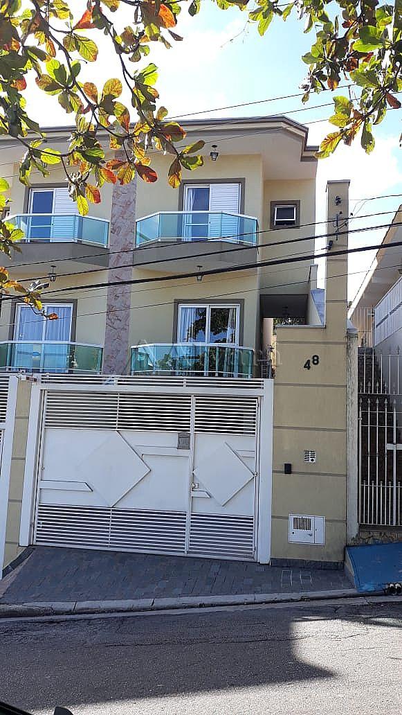Sobrado para Venda - Jardim Santa Mônica - São Paulo/SP -