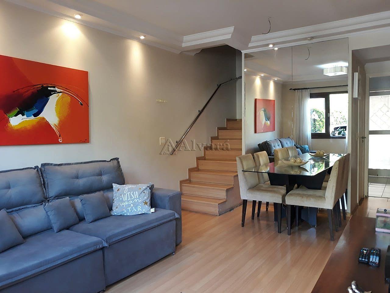 Casa de condomínio para Venda - Jardim Regina - São Paulo/SP - Condomínio Colorado Town House