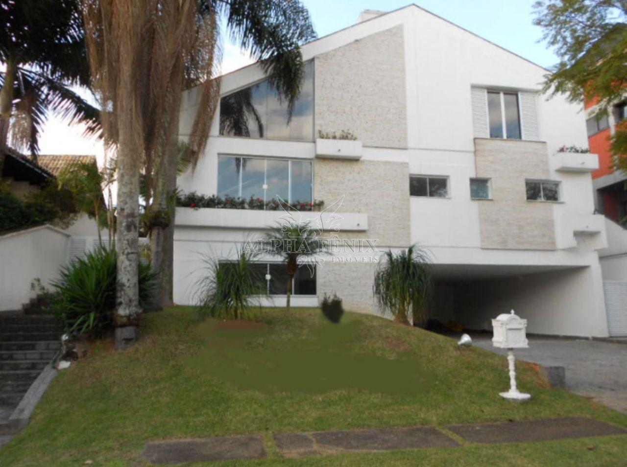 Casa de condomínio para Venda - ALPHAVILLE 1 - ALPHAVILLE/SP - Alphaville Residencial Um