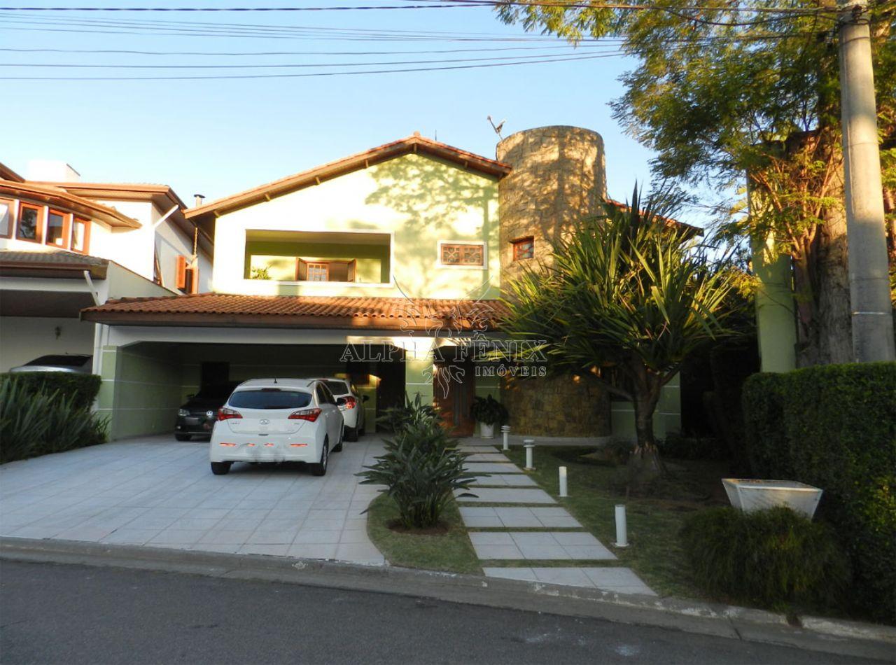 Casa de condomínio para Venda - ALPHAVILLE 6 - ALPHAVILLE/SP - Alphaville Residencial Seis