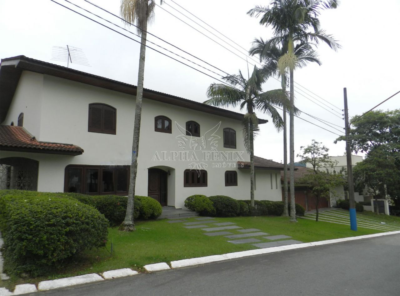 Casa de condomínio para Venda - ALPHAVILLE 3 - ALPHAVILLE/SP - Alphaville Residencial Três