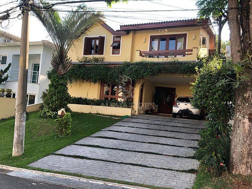 Casa de condomínio para Venda - ALPHAVILLE 5 - ALPHAVILLE/SP - Alphaville Residencial Cinco