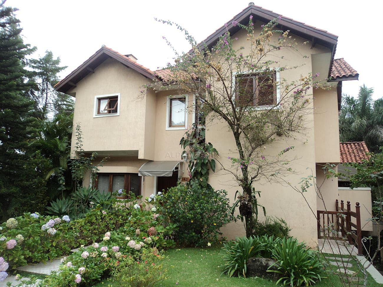 Casa de condomínio para Venda - ALPHAVILLE 9 - ALPHAVILLE/SP - Alphaville Residencial Nove