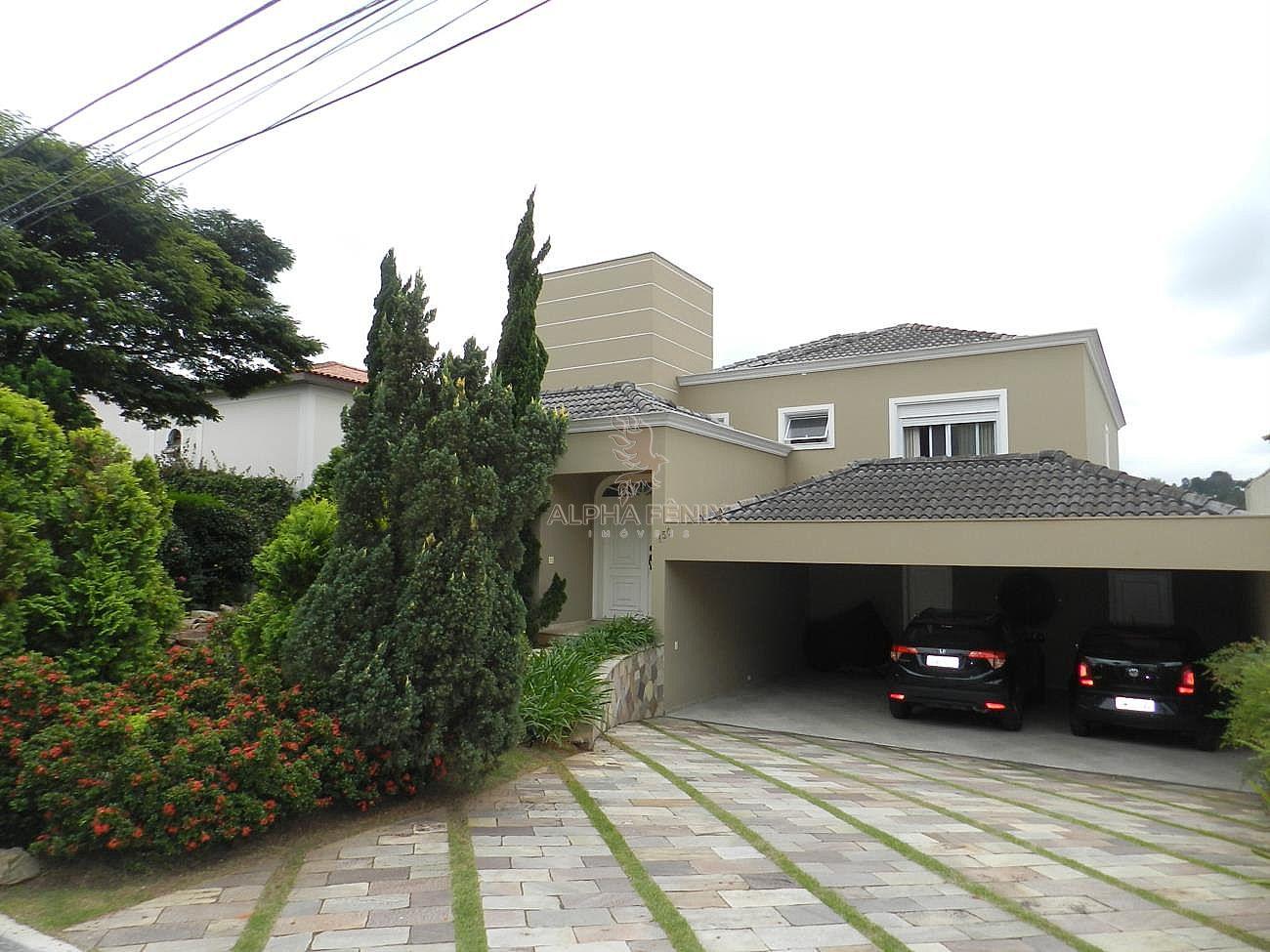 Casa de condomínio para Venda - ALPHAVILLE 0 - ALPHAVILLE/SP - Alphaville Residencial Zero
