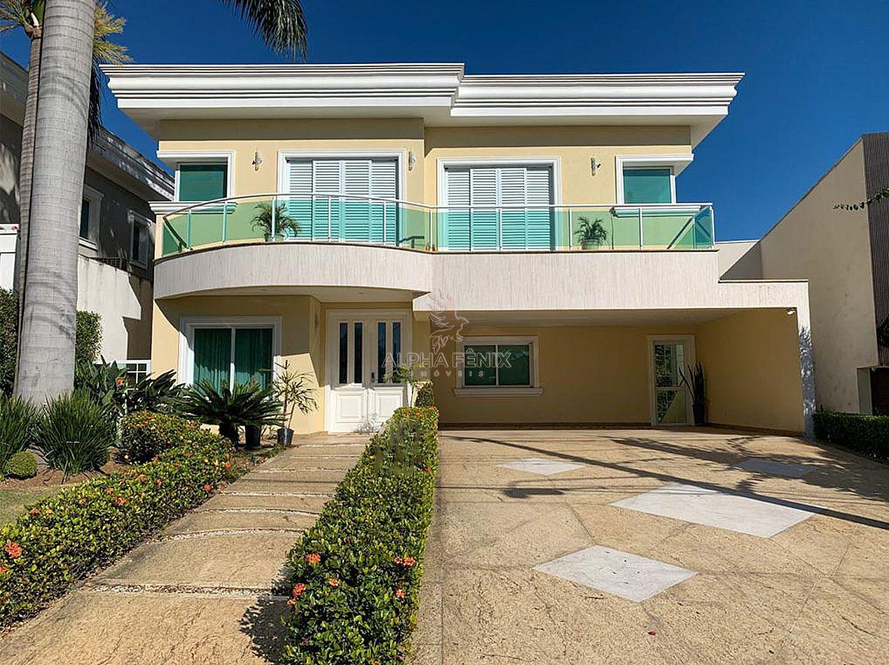 Casa de condomínio para Venda - ALPHAVILLE CONDE II - ALPHAVILLE/SP - Residencial Alpha Conde