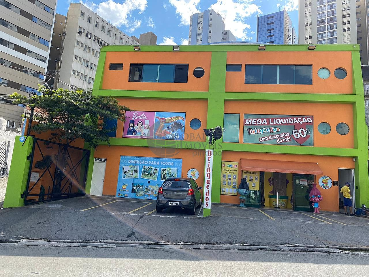 Loja shopping/Ct ComercialSão Paulo Santana