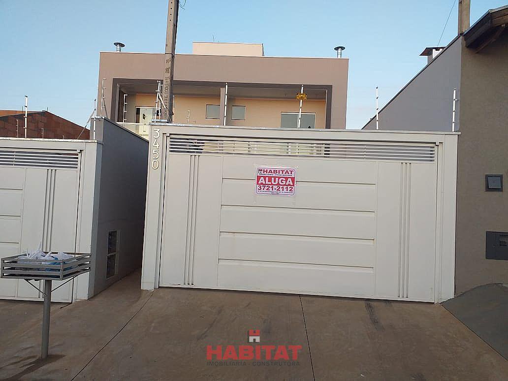 Apartamento para Locação - Residencial Irineu Zanetti - Franca/SP -