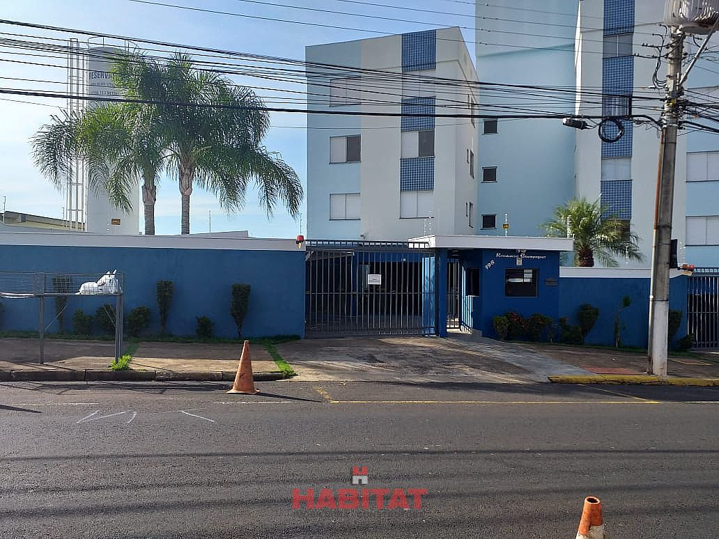 Apartamento para Locação - Jardim Consolação - Franca/SP - CHAMPAGNAT
