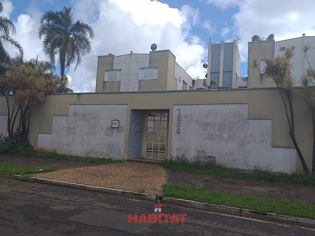 Apartamento para Locação - Parque Universitário - Franca/SP -
