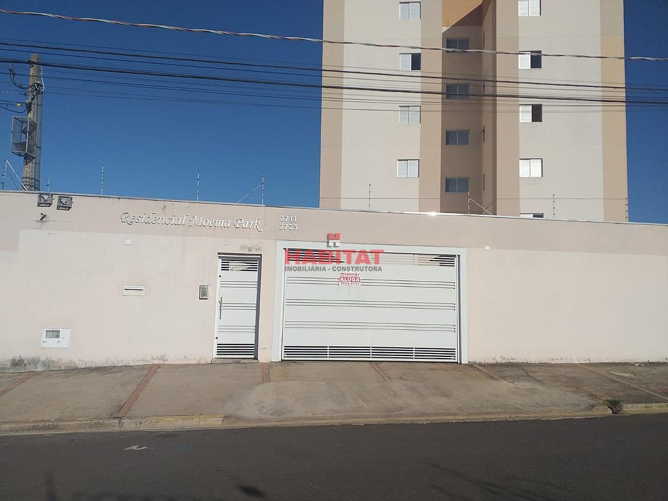 Apartamento para Locação - Parque Moema - Franca/SP -