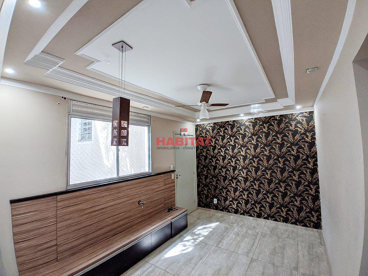 Apartamento para Locação - Jardim Maria Rosa - Franca/SP - spazio frankfurt
