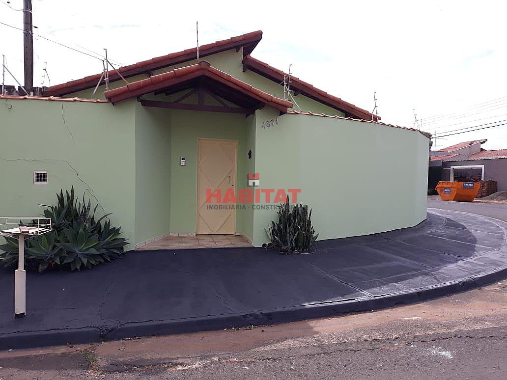 Casa para Locação - Jardim Samello IV - Franca/SP -