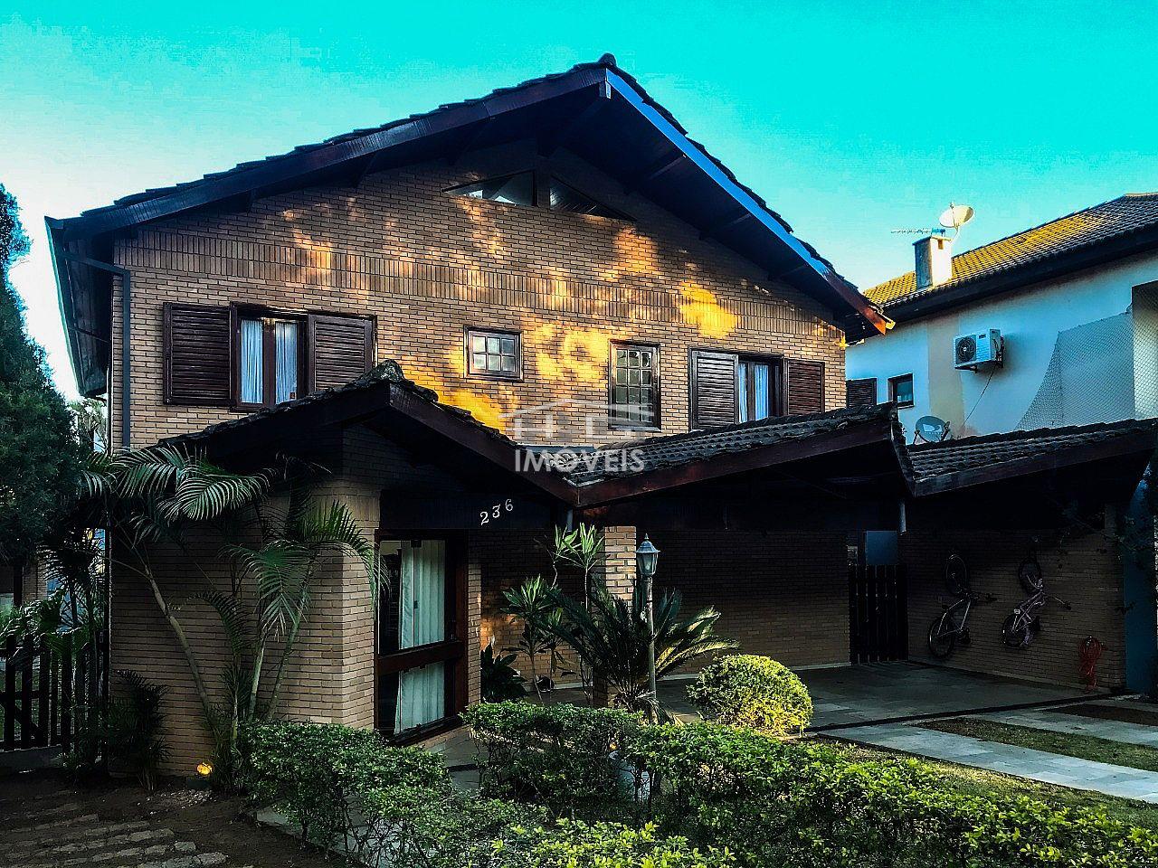Casa de condomínioSantana de Parnaíba Morada dos Pinheiros (Aldeia da Serra)