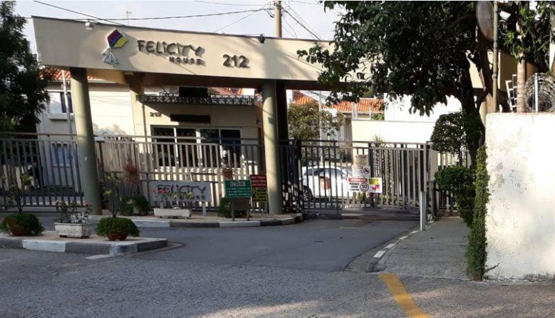 Casa de condomínioSão Paulo Jardim Felicidade