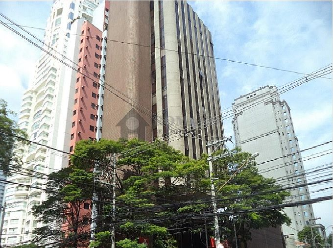 Conjunto comercial/SalaSão Paulo Cidade Monções