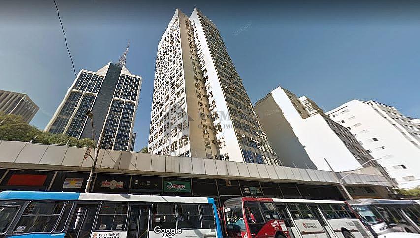 Conjunto comercial/SalaSão Paulo Jardim Paulista ED. BARÃO DE OURO BRANCO