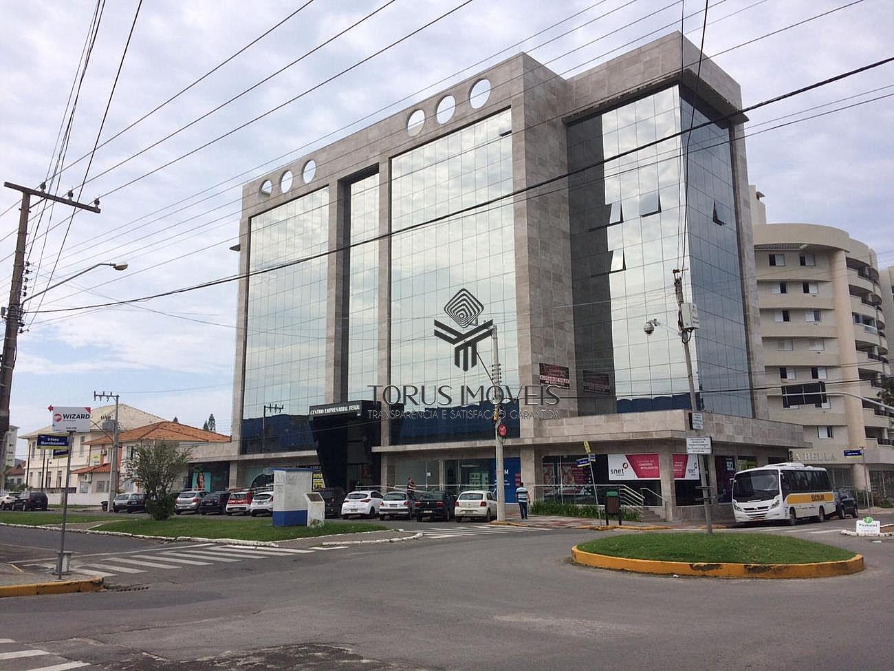 Conjunto comercial/SalaImbituba Centro Centro Empresarial Ferjú