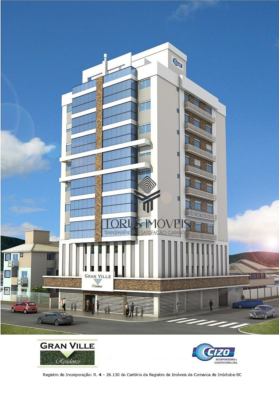 ApartamentoImbituba Centro Residencial Gran Ville