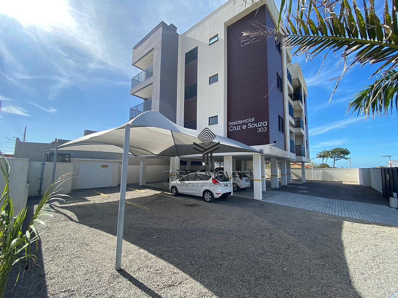 Apartamento para Venda - Village - Imbituba/SC - Residencial Cruz e Souza