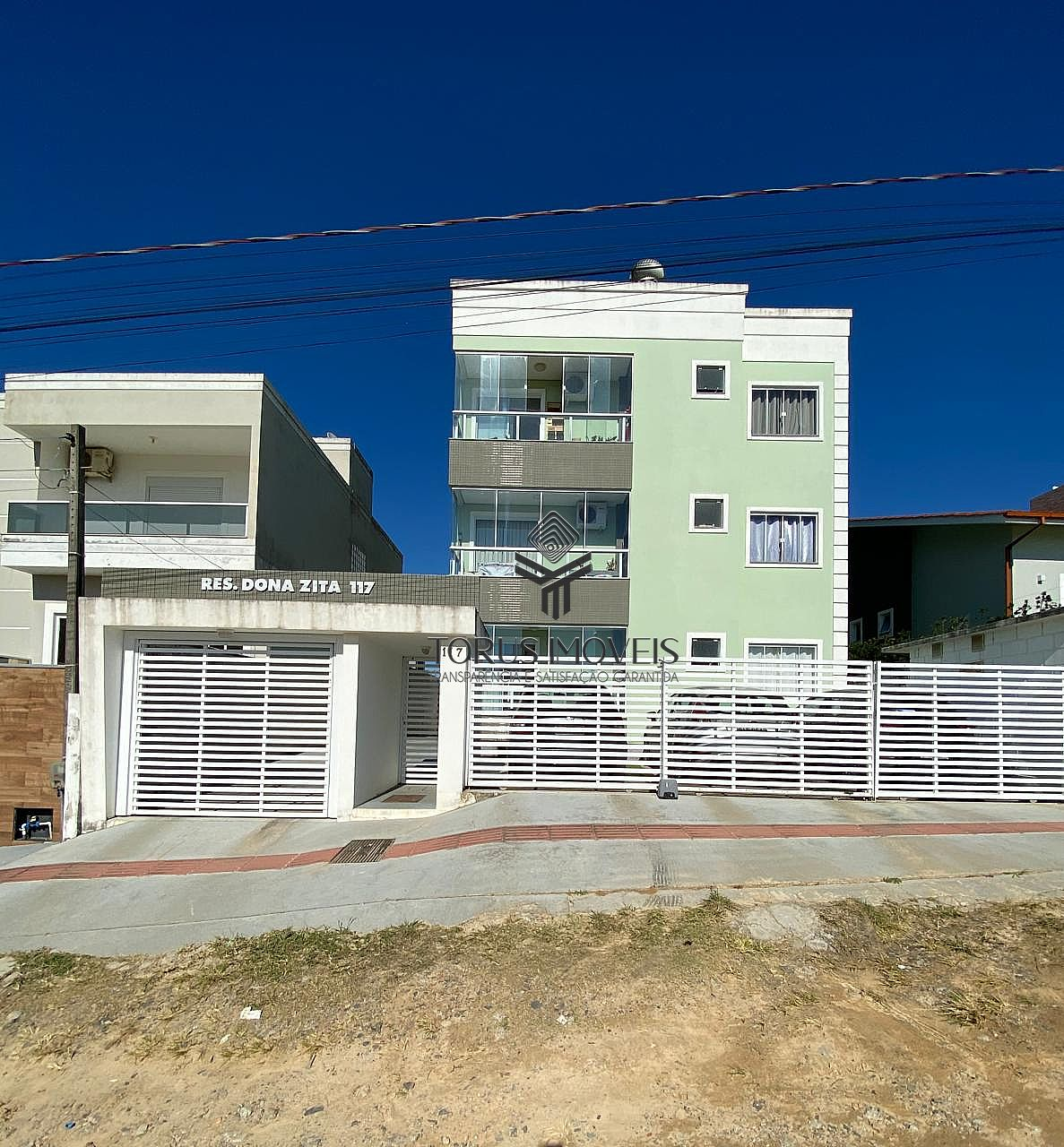 Apartamento para Venda - Village - Imbituba/SC - Residencial Dona Zita