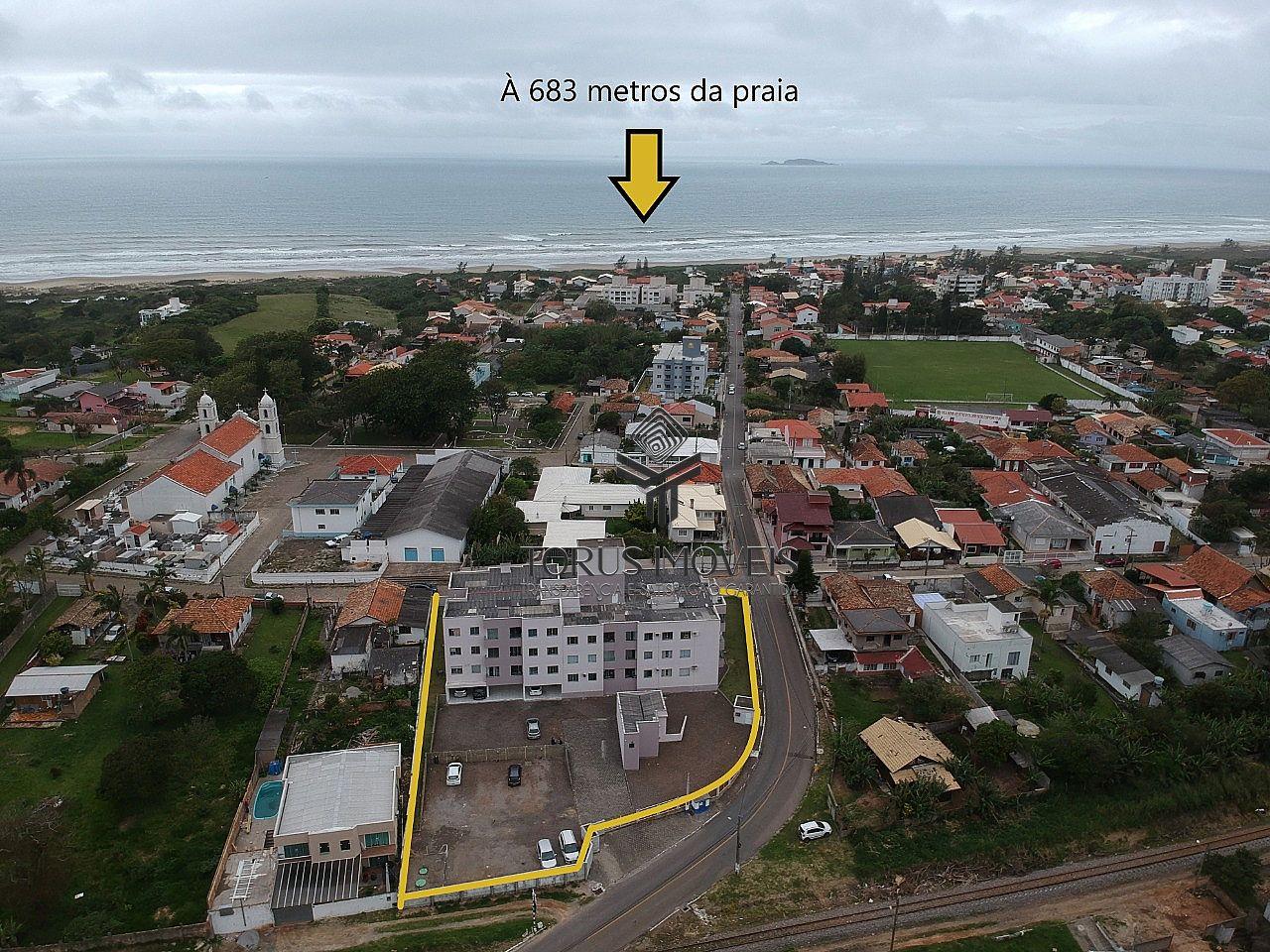 Apartamento para Venda - Vila Nova - Imbituba/SC - Residencial Vila Venâncio