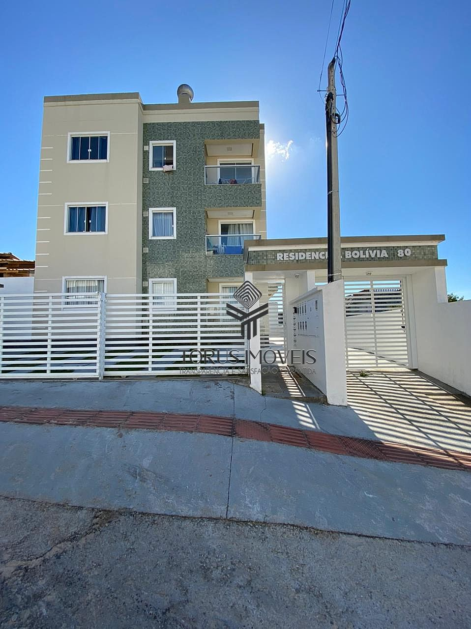 Apartamento para Venda - Village - Imbituba/SC - Residencial Bolívia