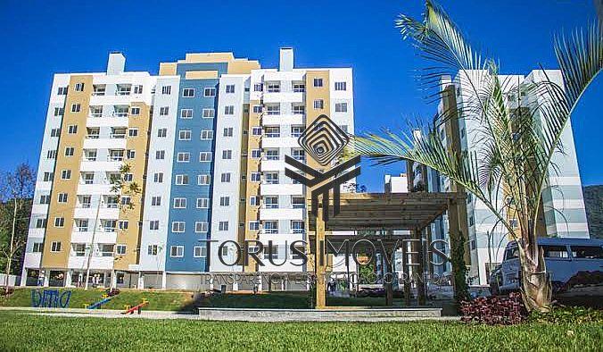Apartamento para Venda - Pedra Branca - Palhoça/SC - Residencial Ivo Luchi