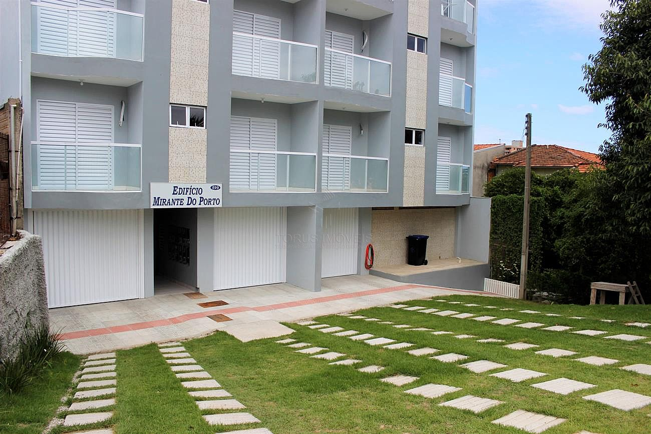 Apartamento para Venda - Centro - Imbituba/SC - Edifício Residencial Mirante do Porto