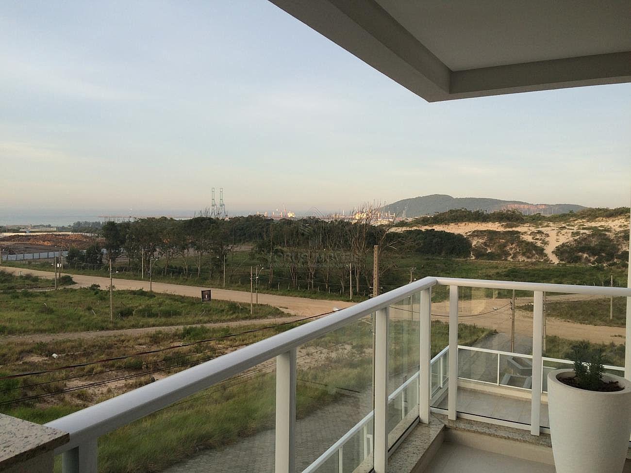 Apartamento para Venda - Village - Imbituba/SC - Residencial Mirante do Atlântico